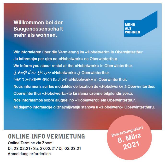 Info Vermietung 02.03.21