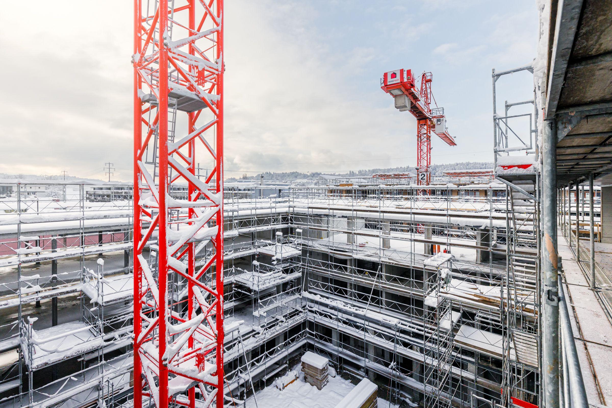 Digitale Baustellenführung 28.02.21